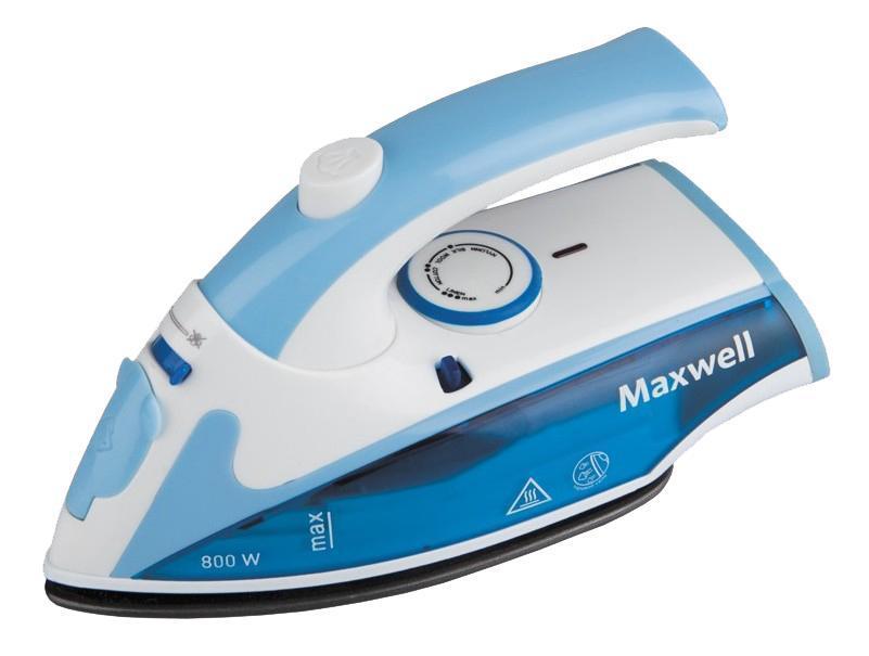 Maxwell MW-3050(В) утюг дорожный - Утюги