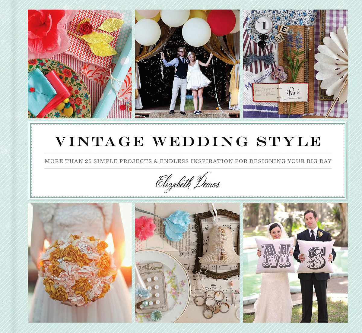 Vintage Wedding Style driven to distraction