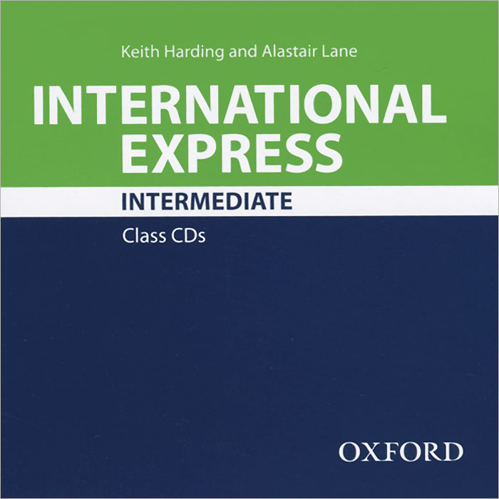 International Express: Intermediate: Class CDs (аудиокурс на 2 CD) international express intermediate student s book with pocket book