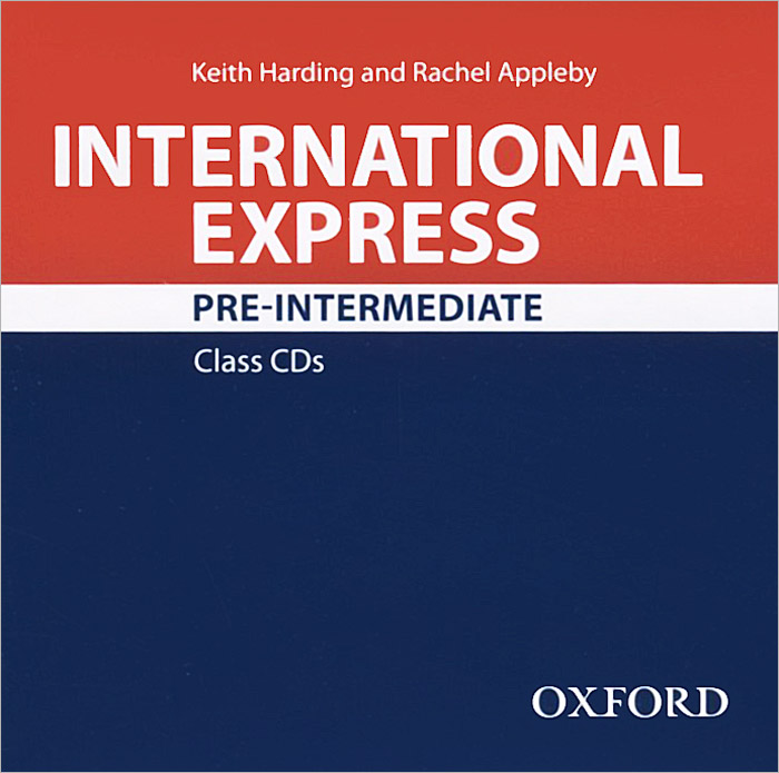 International Express: Pre-intermediate (аудиокурс на 2 CD)