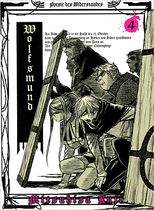 Wolfsmund: Volume 4 the last one