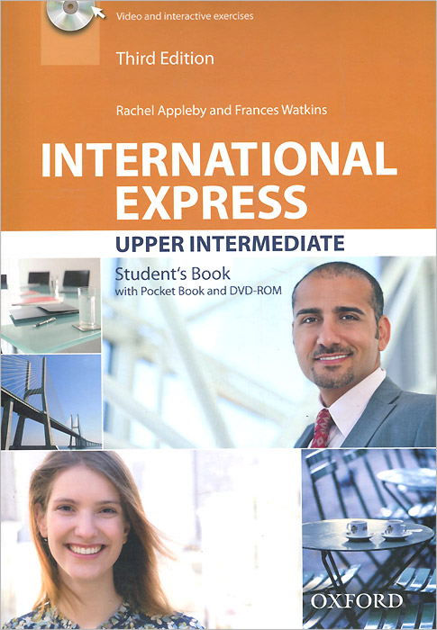International Express: Upper Intermediate: Student's Book with Pocket Book (+ DVD-ROM) total english pre intermediate students book dvd rom