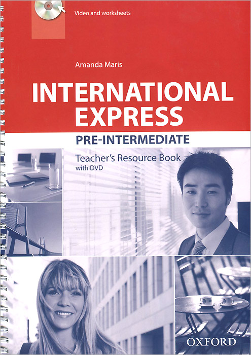 International Express: Pre-Intermediate: Teacher's Resource Book (+ DVD-ROM)