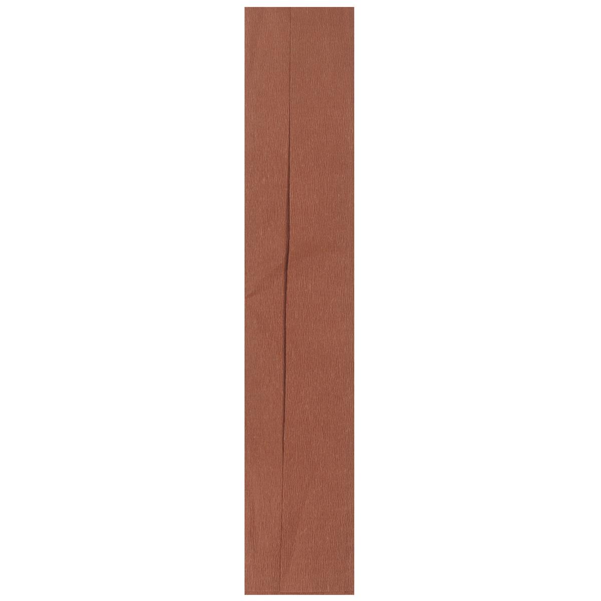 Бумага креповая Folia, цвет: коричневый (61), 50 см x 2,5 м7704392_61Бумага креповая Folia - прекрасный материал для декорирования, украшения интерьера, изготовления искусственных цветов, эффектной упаковки и различных поделок. Бумага прекрасно держит форму, отлично крепится и замечательно подходит для изготовления праздничной упаковки для цветов.