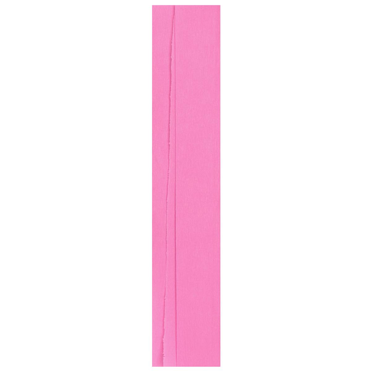 Бумага креповая Folia, цвет: светло-розовый (19), 50 см x 2,5 м7704392_19Бумага креповая Folia - прекрасный материал для декорирования, украшения интерьера, изготовления искусственных цветов, эффектной упаковки и различных поделок. Бумага прекрасно держит форму, отлично крепится и замечательно подходит для изготовления праздничной упаковки для цветов.