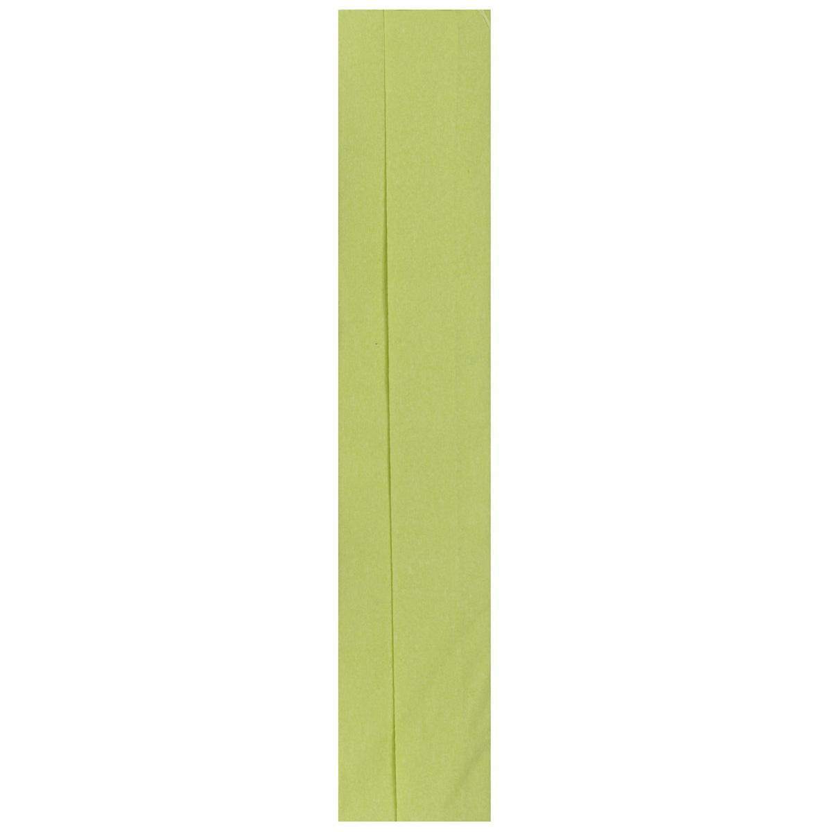 Бумага креповая Folia, цвет: светло-зеленый (45), 50 см x 2,5 м7704392_45Бумага креповая Folia - прекрасный материал для декорирования, украшения интерьера, изготовления искусственных цветов, эффектной упаковки и различных поделок. Бумага прекрасно держит форму, отлично крепится и замечательно подходит для изготовления праздничной упаковки для цветов.
