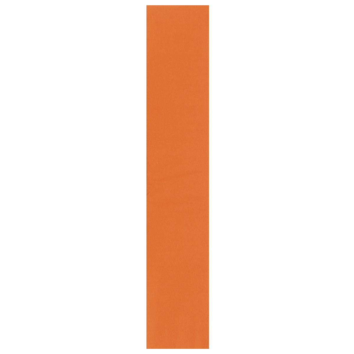 Бумага креповая Folia, цвет: оранжевый (09), 50 см x 2,5 м7704392_09Бумага креповая Folia - прекрасный материал для декорирования, украшения интерьера, изготовления искусственных цветов, эффектной упаковки и различных поделок. Бумага прекрасно держит форму, отлично крепится и замечательно подходит для изготовления праздничной упаковки для цветов.