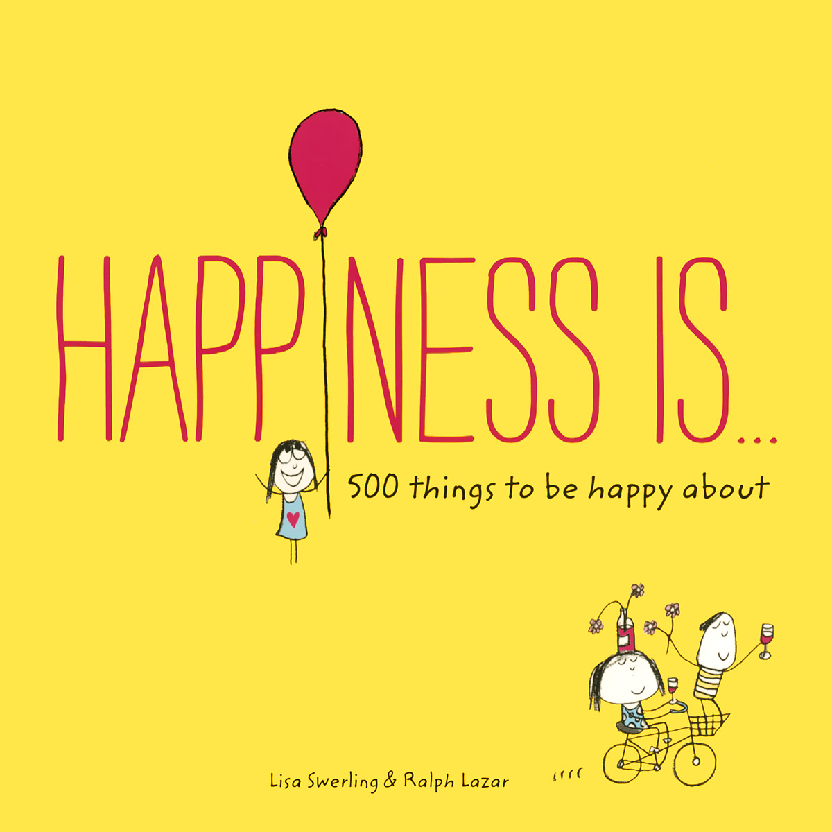 Happiness Is... 500 things to be happy about футболка для беременных printio мишка me to you