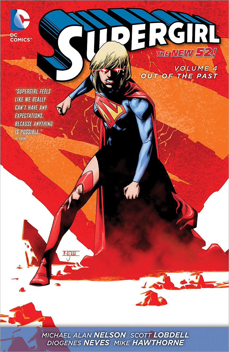 Supergirl: Volume 4: Out of the Past b p r d hell on earth volume 6 the return of the master