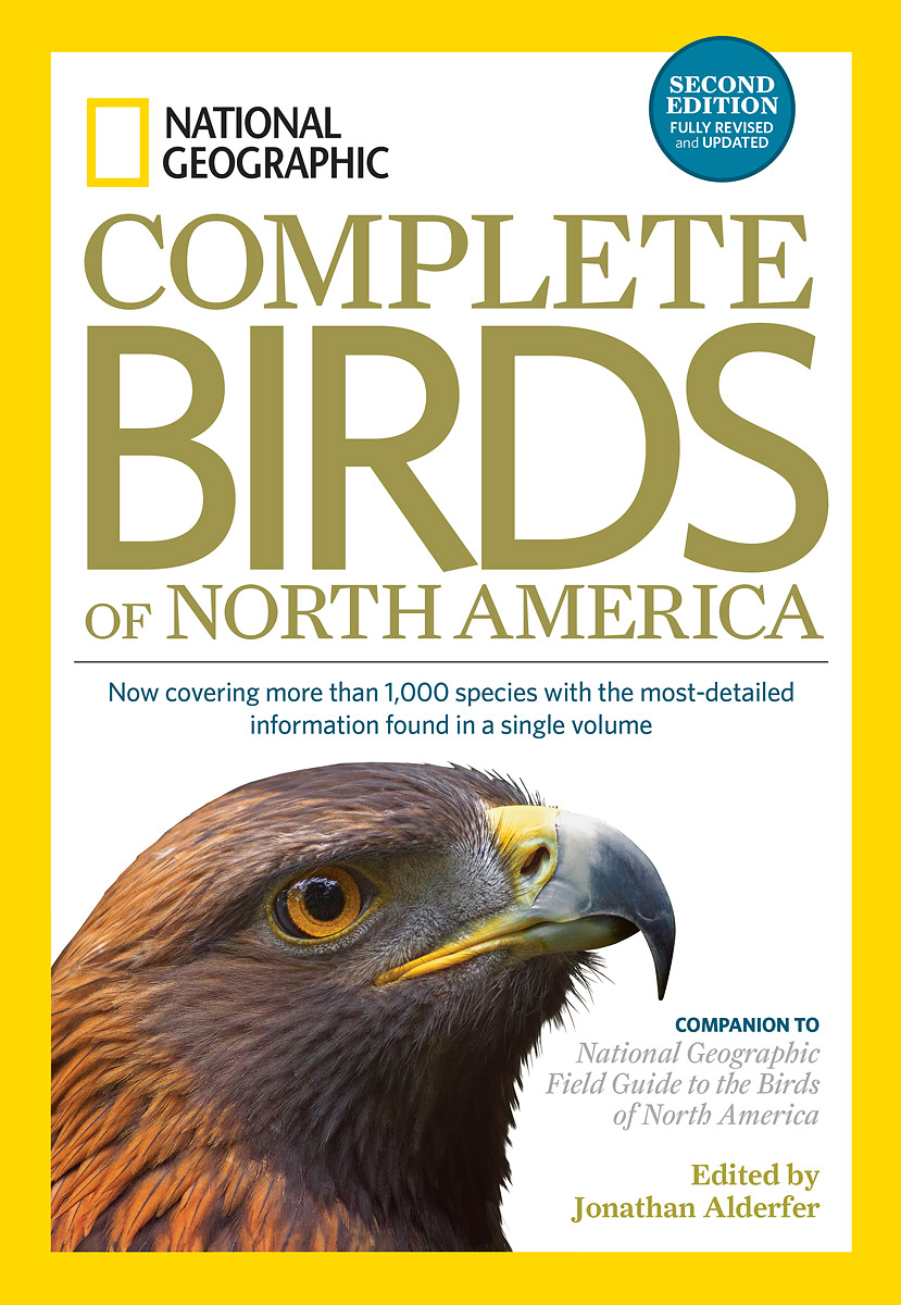 National Geographic: Complete Birds of North America national geographic pocket guide to the night sky of north america