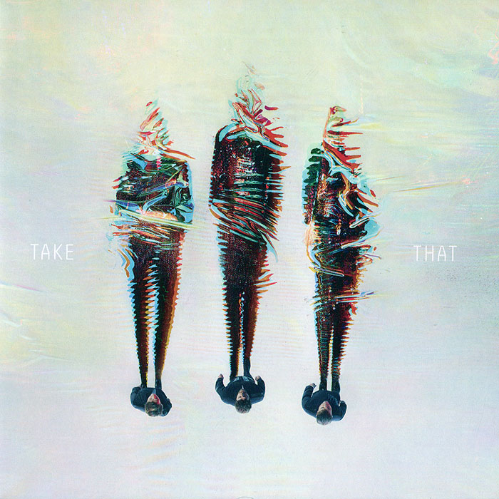 Take That Take. That III take that take that progress live 2 cd
