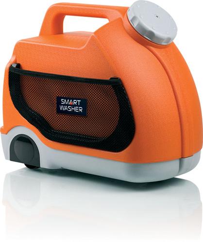 Портативная мини-мойка Berkut Smart Washer SW-15SW-15Уникальная мини-мойка трансформер Smart Washer SW-15 - автономная портативная установка, совмещающая в себе несколько устройств, каждое из которых можно использовать отдельно. Основная функция - создание высокого напора воды принебольшом ее расходе иэкономном потреблении энергии.Smart Washer SW-15 поможет эффективно и быстро вымыть автомобиль, велосипед, хозяйственный инвентарь, обувь, одежду и даже полить растения. Подходит для мойки велосипедов, мотосредств, автомобилей, фургонов, мебели для пикника, обуви и одежды, домашних животных, работ в саду и многое другое.Портативные мини-мойки Berkut производства компании Тани удобны и практичны для использования в любых условиях: продуманная система фильтров надежно защищает аппарат от песка и грязи. Они отлично подойдут автовладельцам - энтузиастам автотуризма, поклонникам охоты и рыбалки.Характеристики:Мягкое ведро-трансформер: 15 л.Напряжение: 12 В.Максимальное рабочее давление: 9 бар.Производительность: 2 л/мин.Мощность: 60 Вт.Комплектация:Мини-мойка.Шланг высокого давления. Пистолет-распылитель.Шланг для забора воды.3 прокладочных кольца.Сумка для принадлежностей.Руководство пользователя и гарантийный талон.