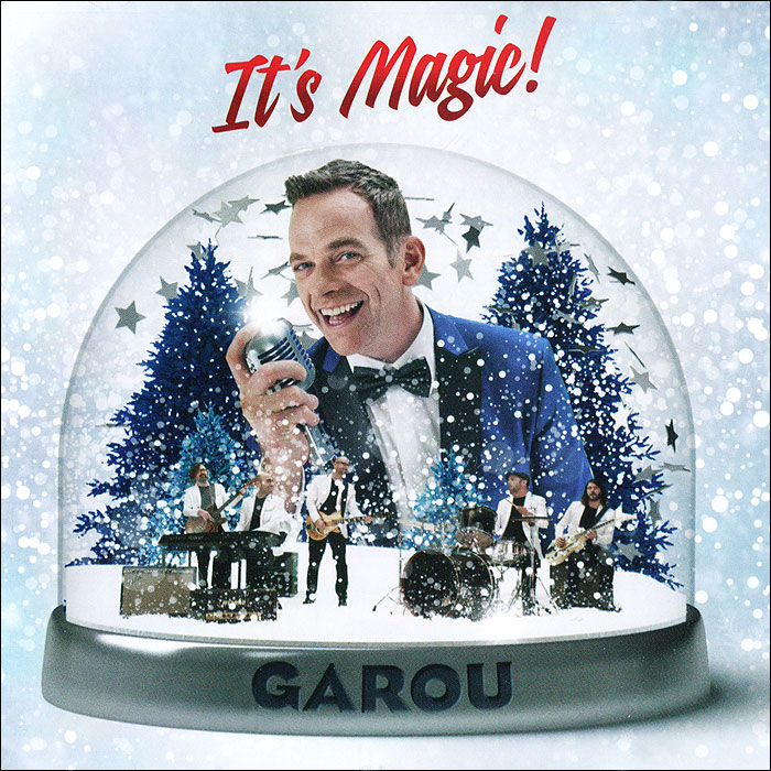 Garou Garou. It's Magic!