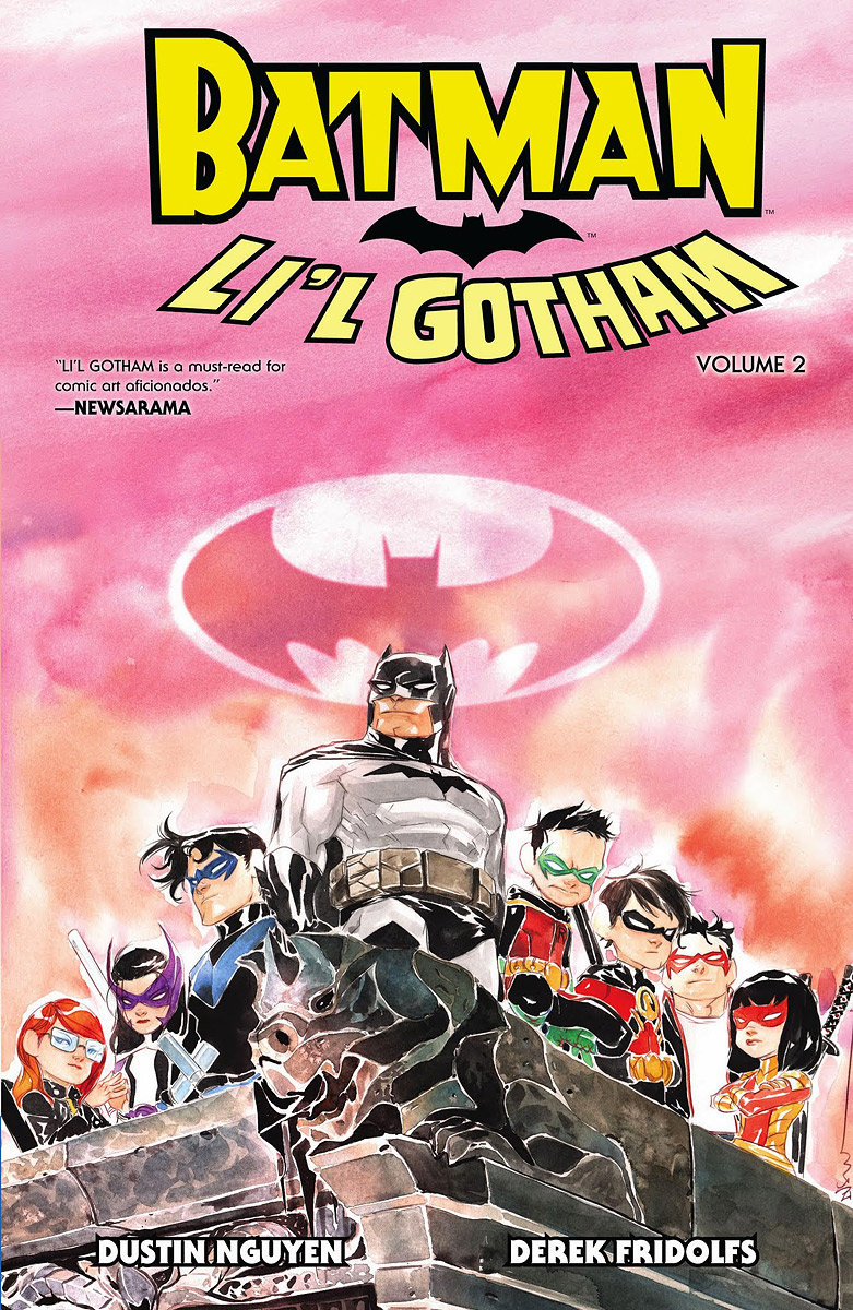 Batman: Li'l Gotham: Volume 2 batman volume 1 the court of owls