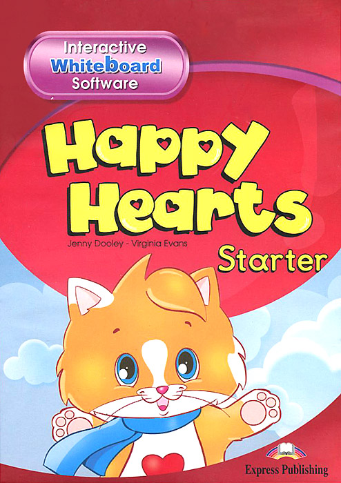 Jenny Dooley, Virginia Evans Happy Hearts: Starter: Songs CD (аудиокурс на CD) jenny dooley virginia evans happy rhymes 1 nursery rhymes and songs pupil s book