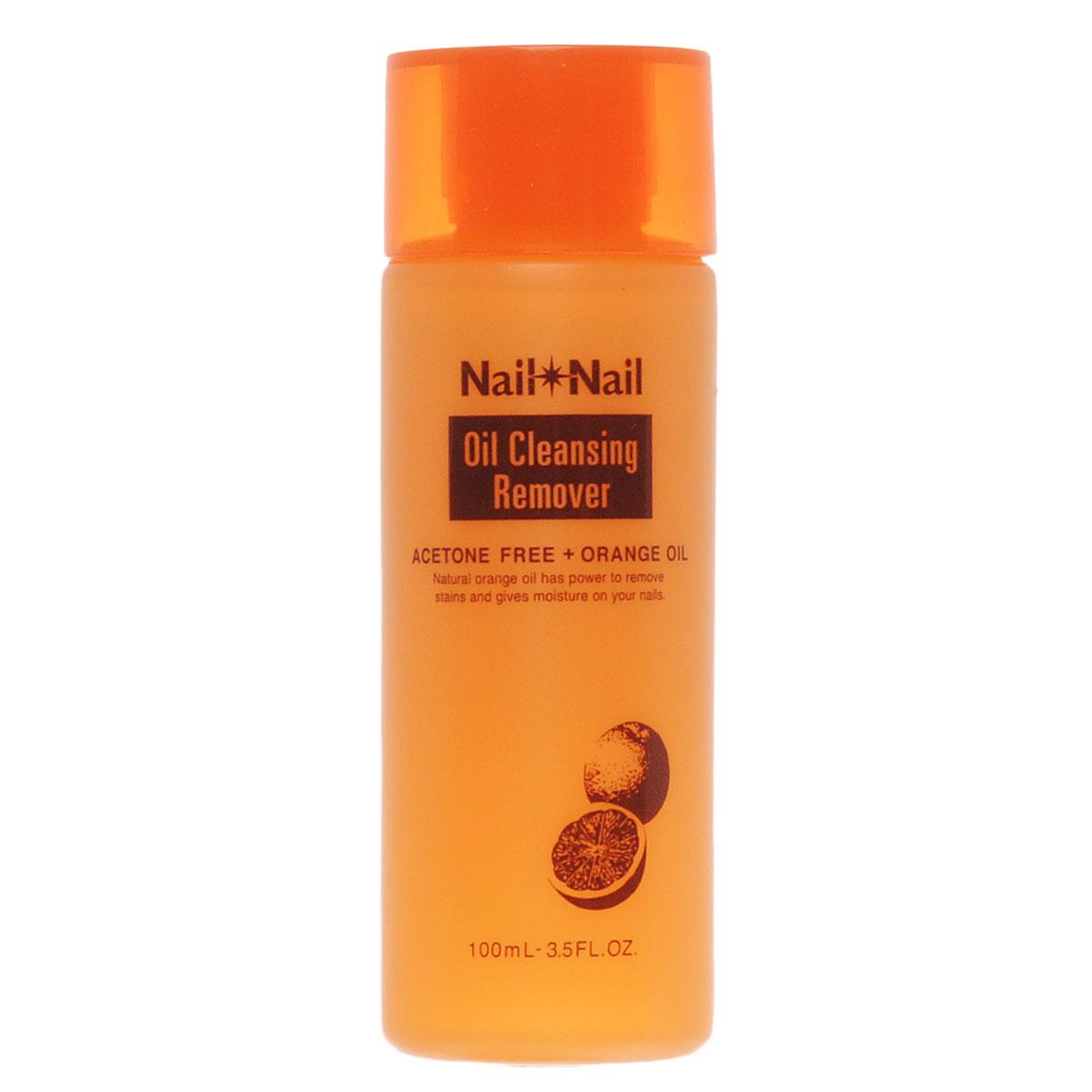 BCL Жидкость для снятия лака, с апельсиновым маслом, без ацетона, 100 мл тушь для ресниц bcl bcl bc003lwwfy49