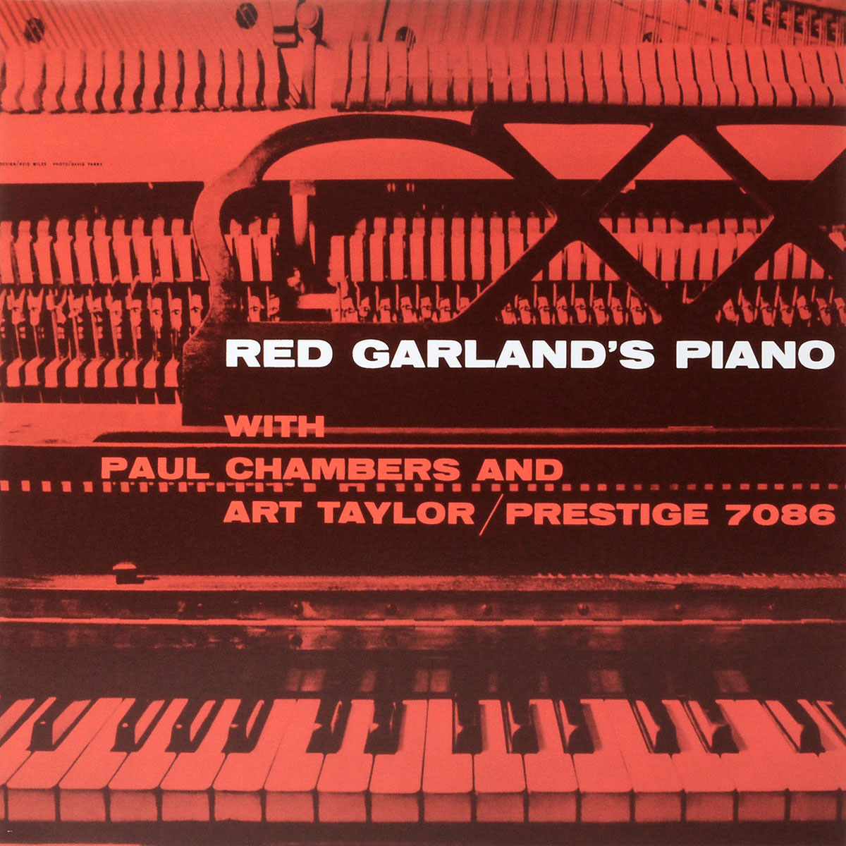 Ред Гарланд,Пол Чемберс,Артур Тейлор Red Garland. Red Garland's Piano (LP) red garland red garland red garland s piano
