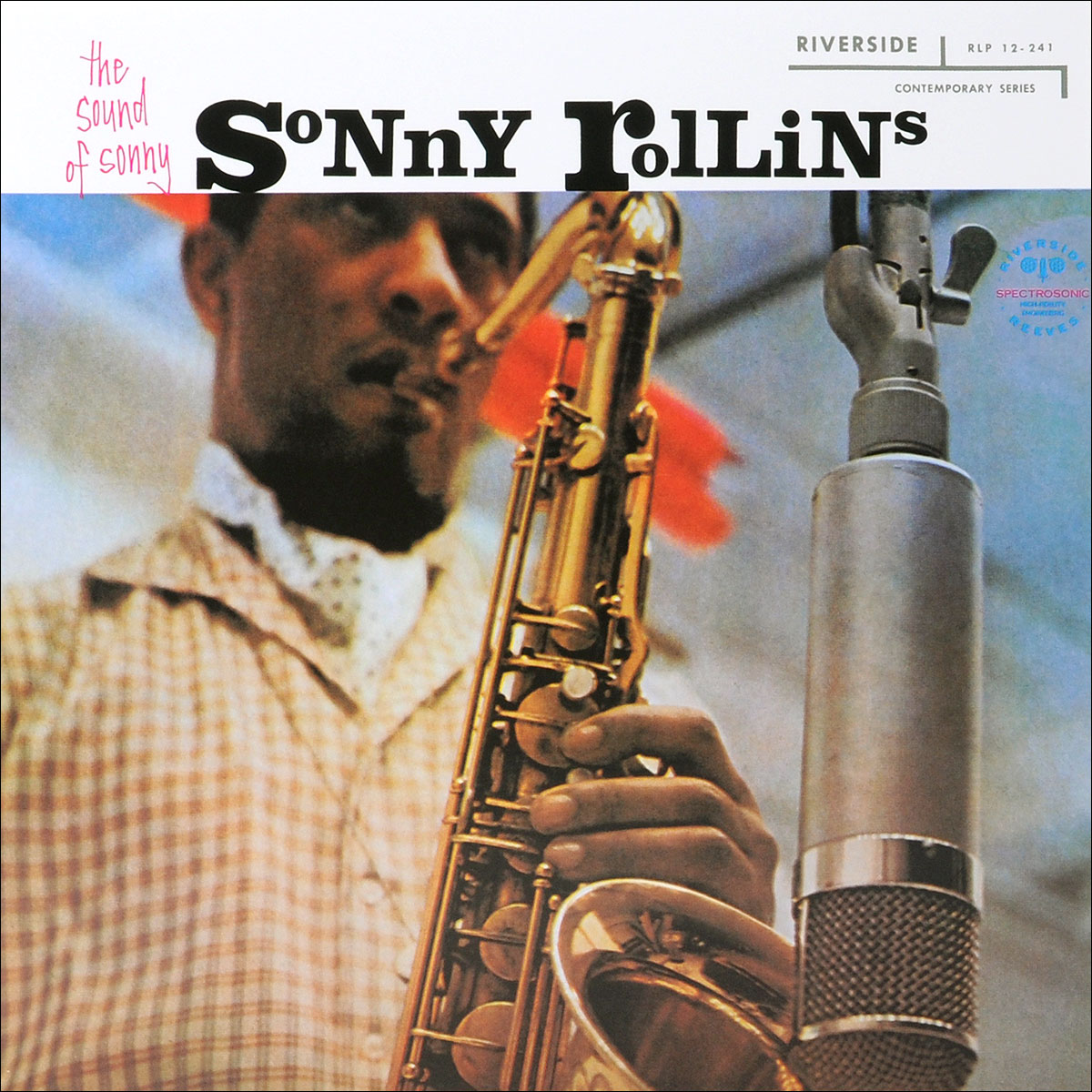Сонни Роллинз Sonny Rollins. The Sound Of Sonny (LP) сонни роллинз sonny rollins holding the stage road shows vol 4