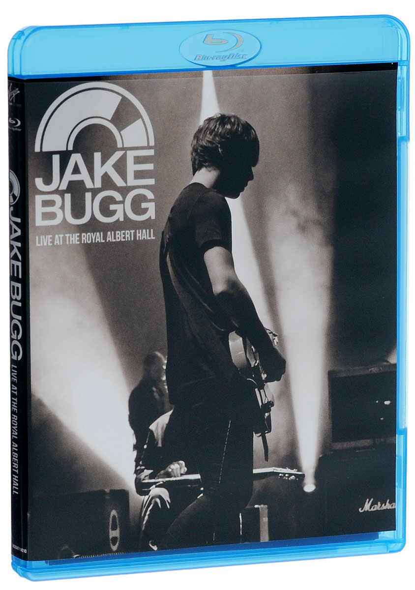 Jake Bugg: Live At The Royal Albert Hall (Blu-ray) платье mango mango ma002ewxmx25