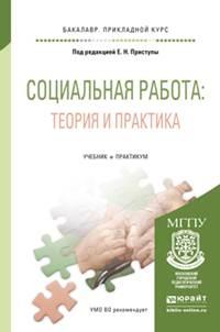 Социальная работа. Теория и практика. Учебник и практикум профессиональные стандарты в автомобилестроении