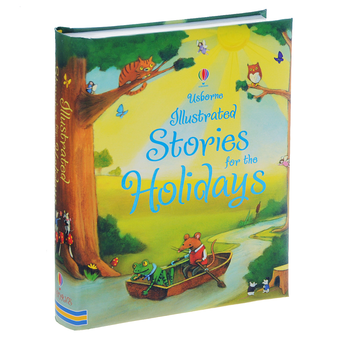 Illustrated Stories for the Holidays the watercolourist