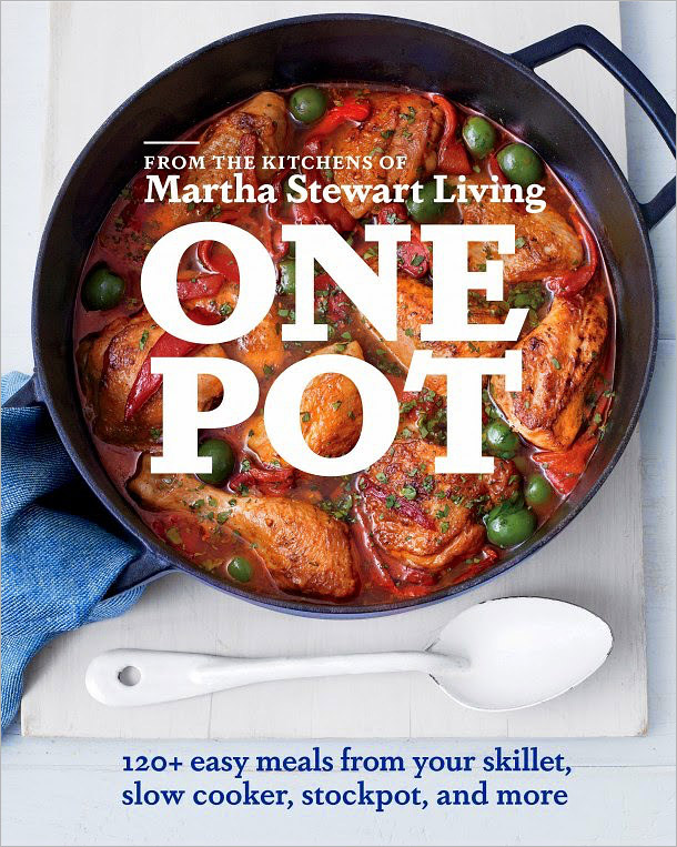 One Pot: 120+ Easy Meals from Your Skillet, Slow Cooker, Stockpot, and More тетрадь на скрепке printio i want to write you a song one direction mitam