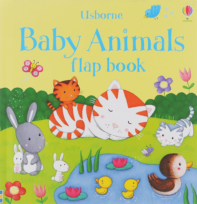 Baby Animals Flap Book baby touch farm