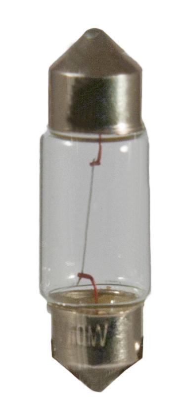 LYNXauto L13110 лампа накаливания C10W T11X31 12V 10W SV8.5Lynx L13110Напряжение: 12 вольт Комплектация: 10 шт.