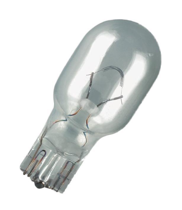 LYNXauto L12816 лампа накаливания W16W T15 12V 16W W2.1X9.5dLynx L12816Напряжение: 12 вольт Комплектация: 10 шт.