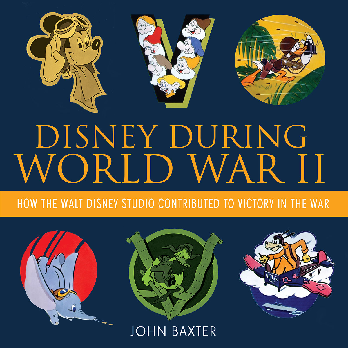 Disney During World War II: How the Walt Disney Studio Contributed to Victory in the War elena fishtik sara laws are keeping silence during the war