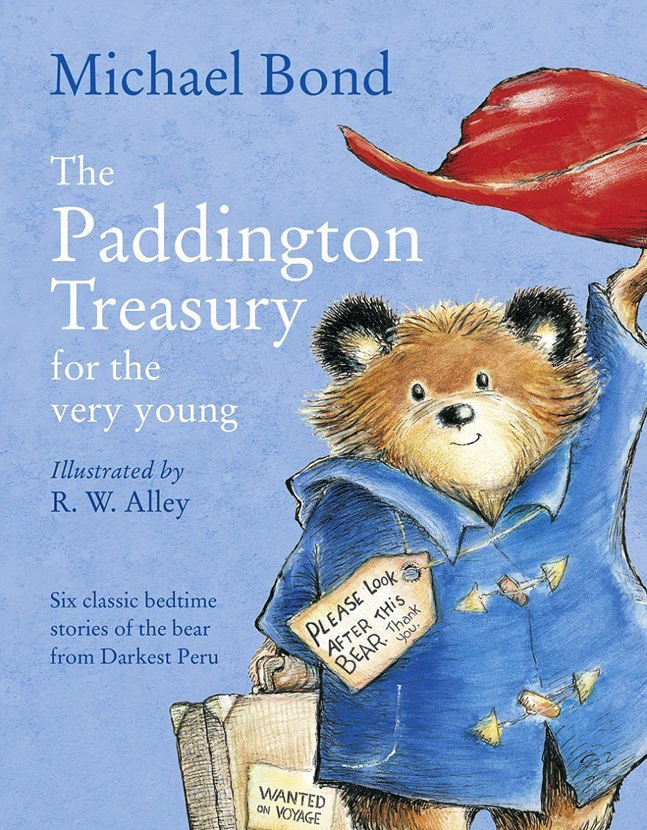 The Paddington Treasury for the Very Young paddington at work