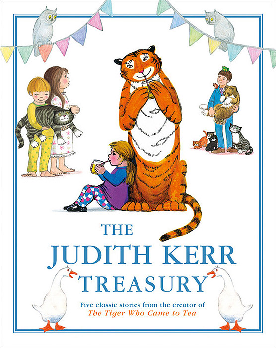 The Judith Kerr Treasury the silmarillion