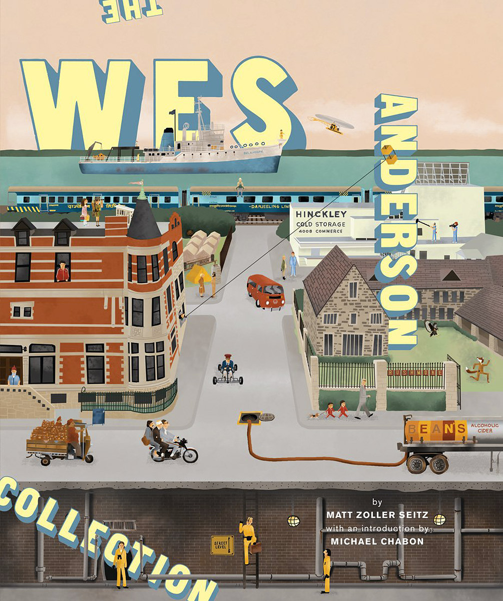 The Wes Anderson Collection the critic