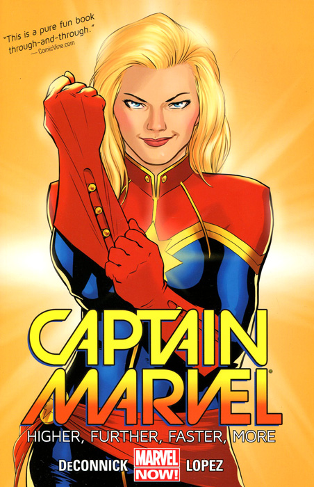 Captain Marvel: Volume 1: Higher, Further, Faster, More a toy a dream new super hero avenger marvel captain america shield kids toys gift for cosplay free shipping q006