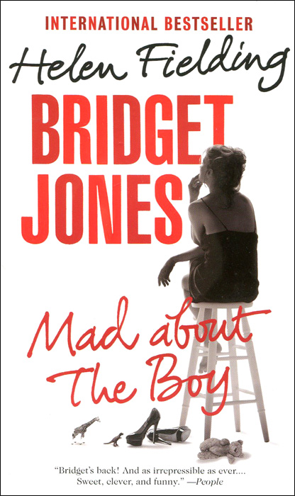Bridget Jones: Mad About the Boy single boy