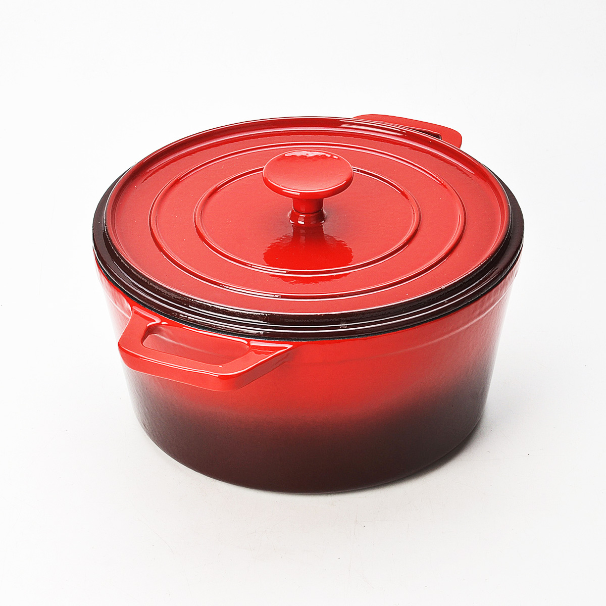 Кастрюля Mayer & Boch с крышкой, с эмалевым покрытием, цвет: красный, 3,6 л. 2204822048Кастрюля Mayer & Boch, изготовленная из чугуна, идеально подходит для приготовления вкусных тушеных блюд. Она имеет внешнее и внутреннее эмалевое покрытие. Чугун является традиционным высокопрочным, экологически чистым материалом. Причем, чем дольше и чаще вы пользуетесь этой посудой, тем лучше становятся ее свойства. Высокая теплоемкость чугуна позволяет ему сильно нагреваться и медленно остывать, а это в свою очередь обеспечивает равномерное приготовление пищи. Чугун не вступает в какие-либо химические реакции с пищей в процессе приготовления и хранения, а плотное покрытие - безупречное препятствие для бактерий и запахов. Пища, приготовленная в чугунной посуде, благодаря экологической чистоте материала не может нанести вред здоровью человека. Кастрюля оснащена двумя удобными ручками. К кастрюле прилагается чугунная крышка, которая плотно прилегает к краям кастрюли, сохраняя аромат блюд. Кастрюлю Mayer & Boch можно использовать на всех типах плит, включая индукционные. Также изделие можно мыть в посудомоечной машине. Размер кастрюли (с учетом ручек): 32 см х 24 см.Высота кастрюли (без учета крышки): 10,5 см.Толщина стенки: 4 мм. Толщина дна: 5 мм. Диаметр индукционного диска: 18 см.
