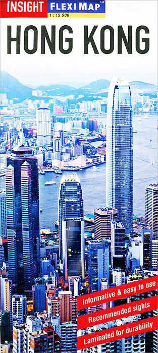 Insight Flexi Map: Hong Kong insight flexi map brussels