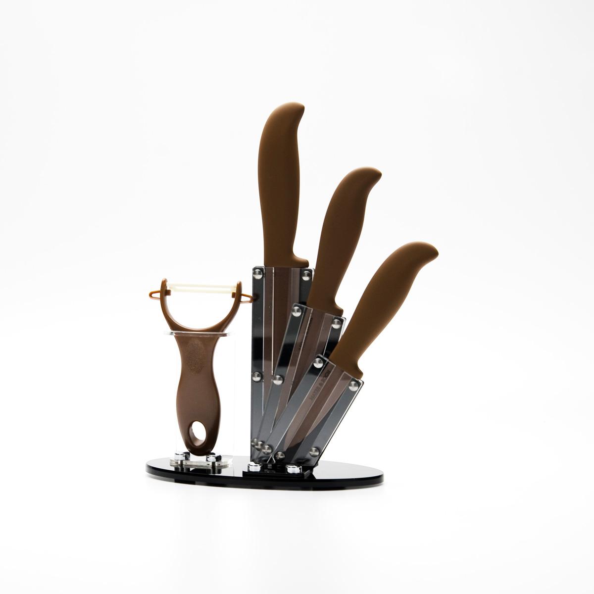 """Набор керамических ножей """"Mayer & Boch"""", 5 предметов. 22635"""