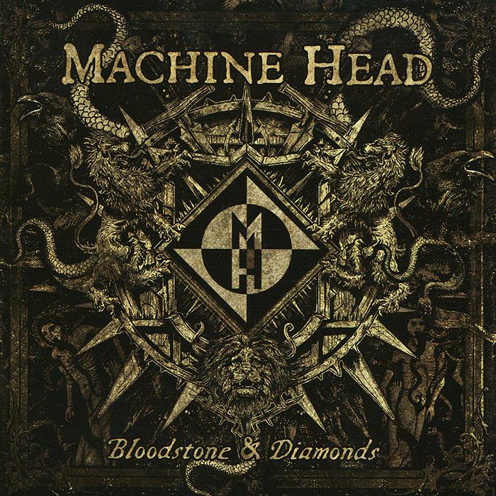 Сан-Францисские модерн-металлисты MACHINE HEAD выпускают новый студийный альбом