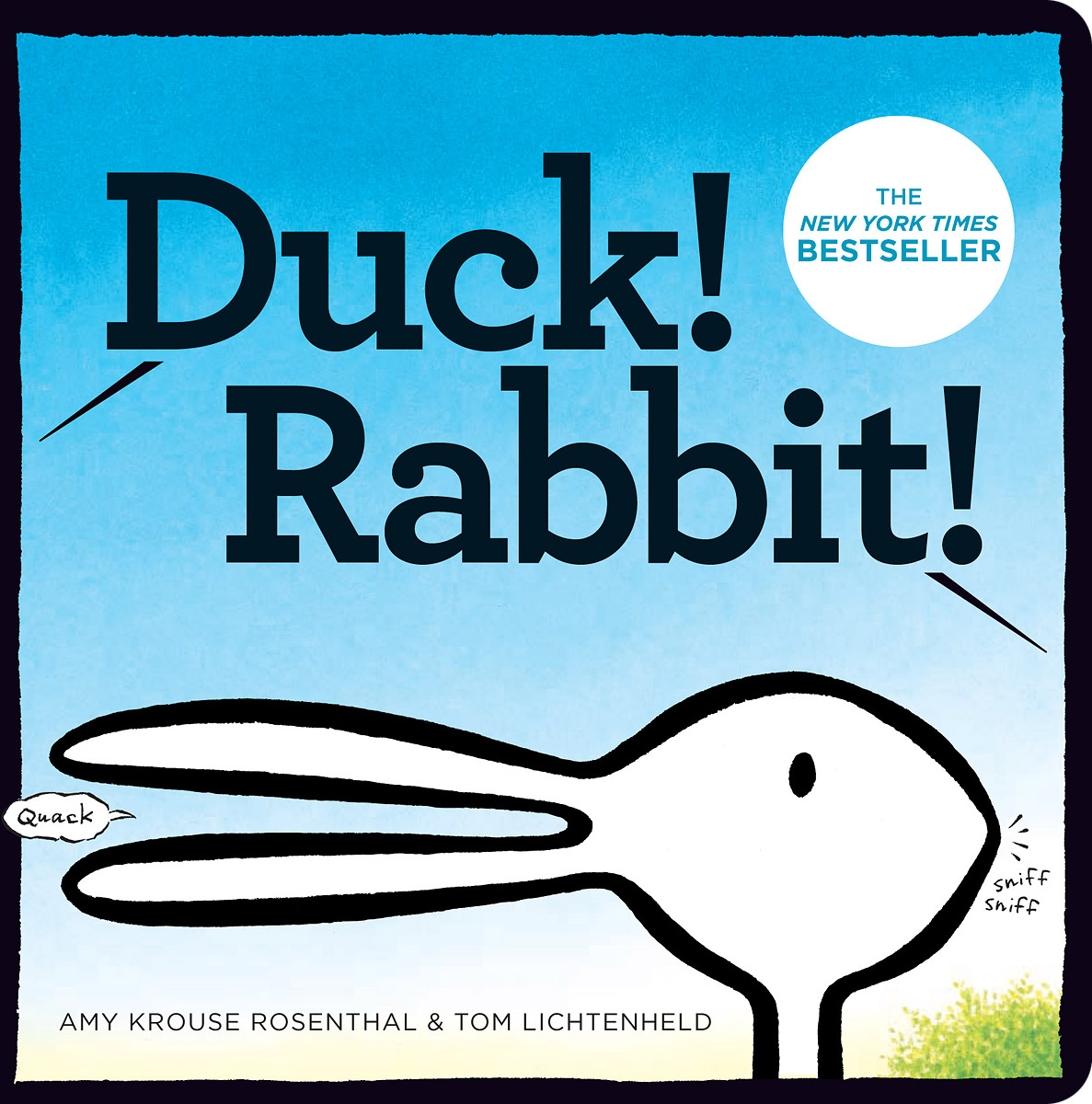 Duck! Rabbit! presidential nominee will address a gathering