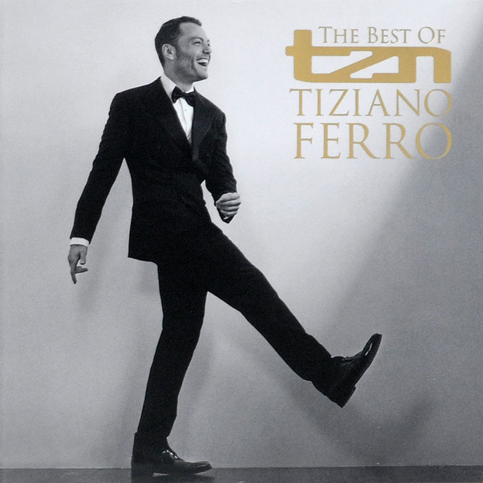 цены Тициано Ферро Tiziano Ferro. The Best Of Tiziano Ferro