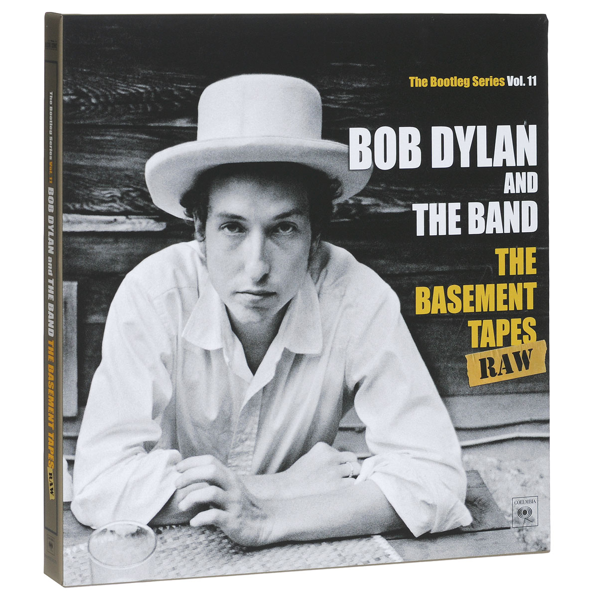 Bob Dylan And The Band Bob Dylan and The Band. The Bootleg Series Vol. 11: The Basement Tapes Complete. Special Deluxe (2 CD + 3 LP) bob dylan and the band bob dylan and the band the bootleg series vol 11 the basement tapes complete special deluxe 2 cd 3 lp