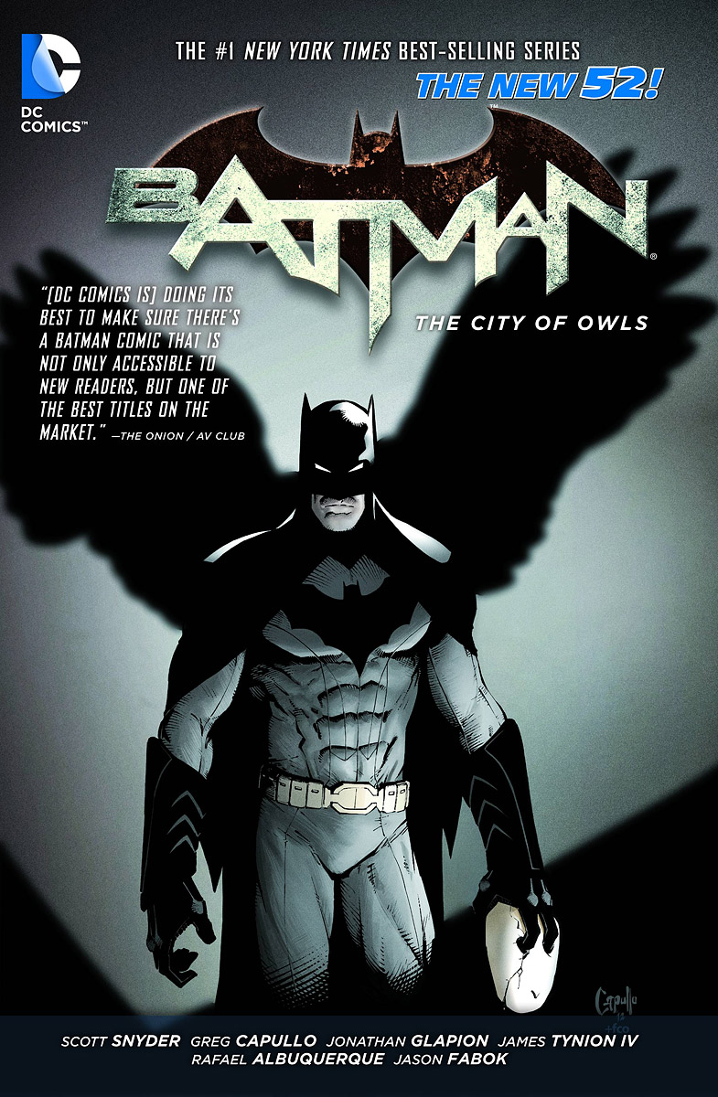 Batman: Volume 2: The City of Owls batman 66 volume 4