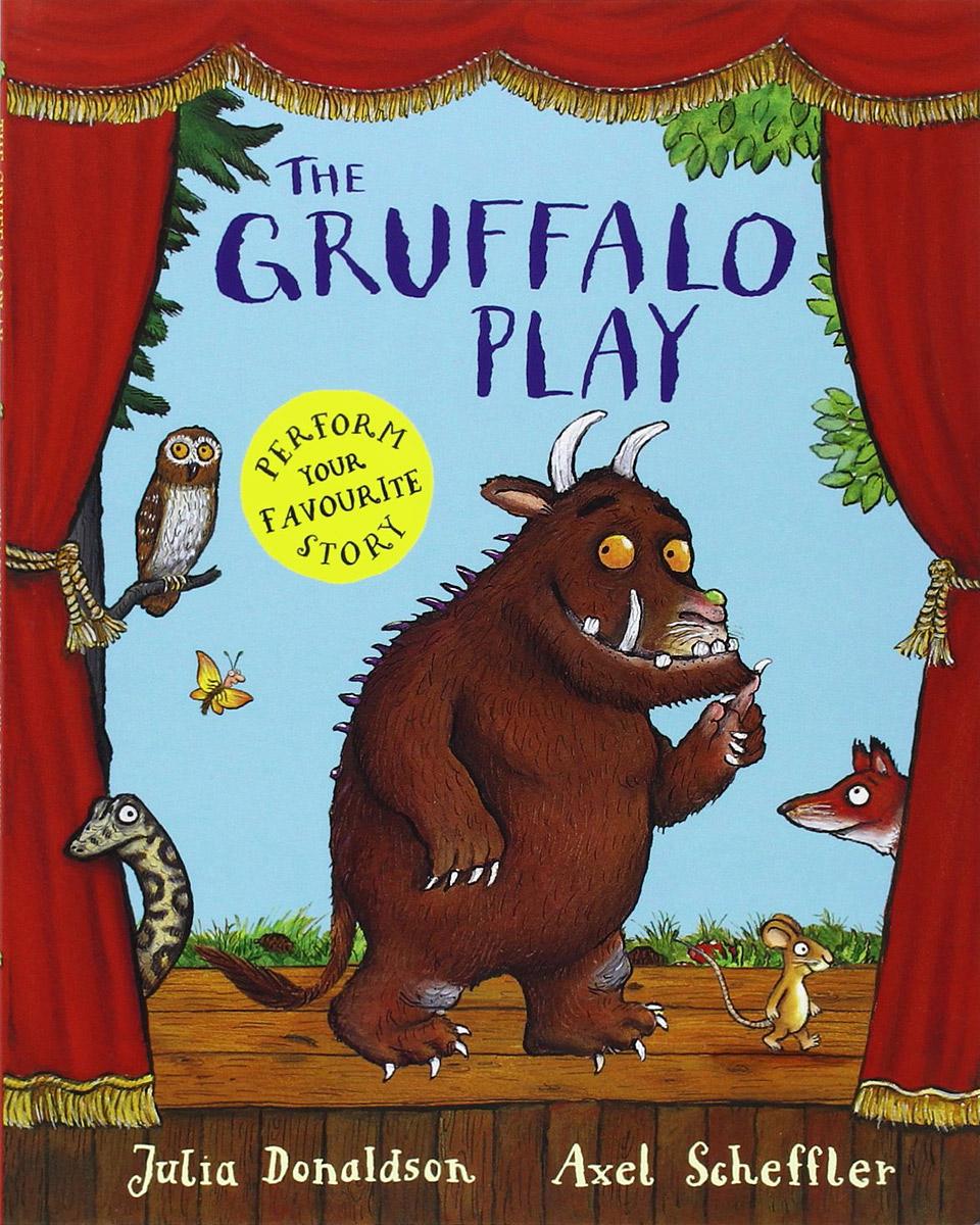 The Gruffalo Play the gruffalo s child sticker book