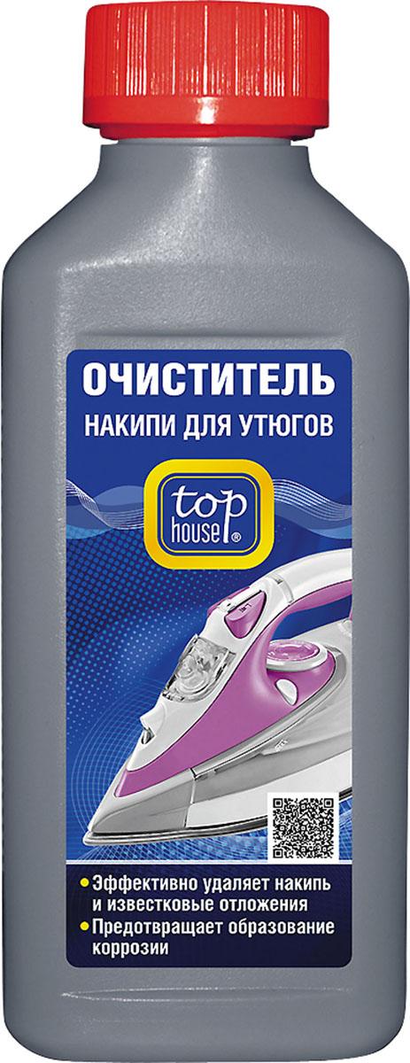 """Очиститель накипи для утюгов """"Top House"""", 250 мл"""