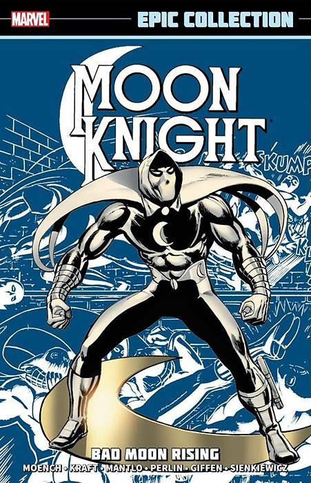 Moon Knight: Bad Moon Rising: Volume 1 from the earth to the moon