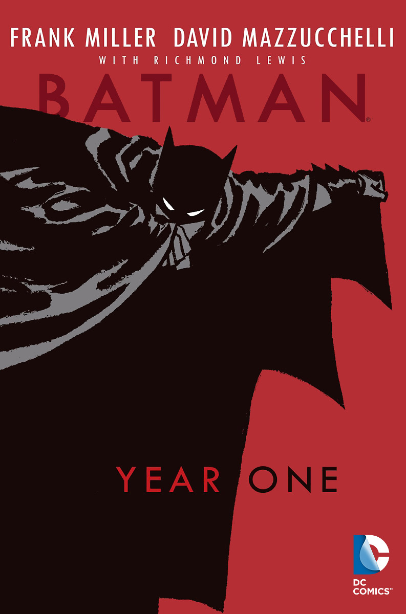 Batman: Year One miller frank batman dkr deluxe