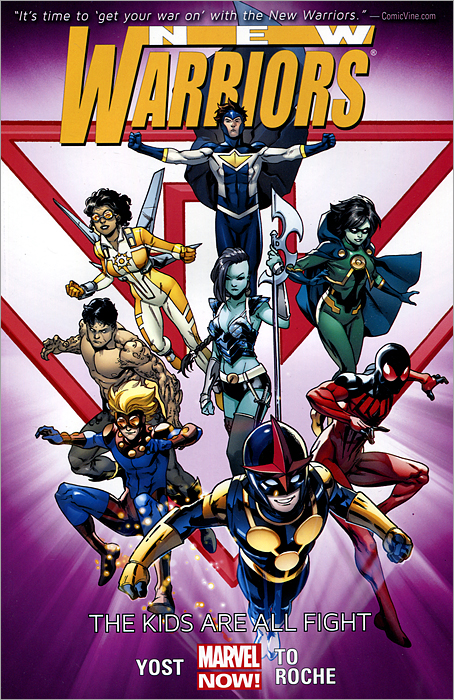 New Warriors: Volume 1: The Kids are All Right secret warriors the complete collection volume 1