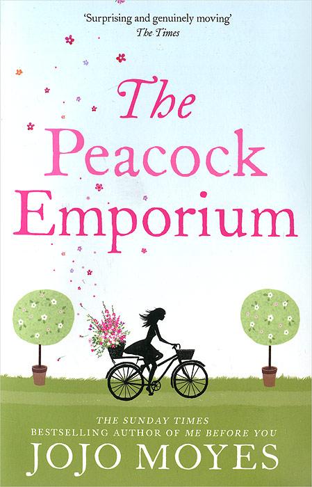 The Peacock Emporium moyes jojo me before you