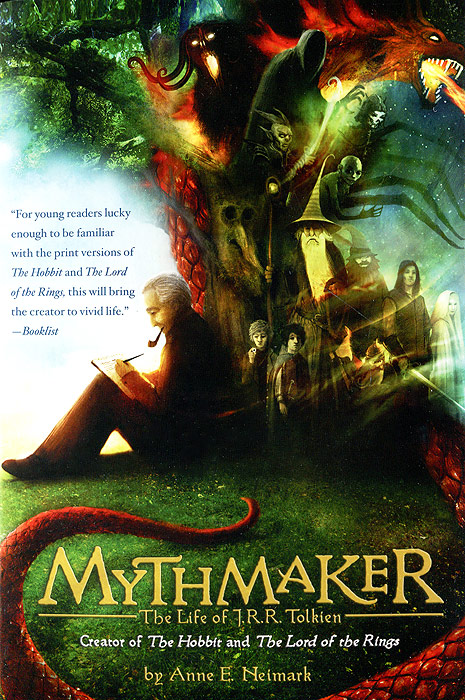 Mythmaker: The Life of J. R. R. Tolkien чайник redmond rk m113